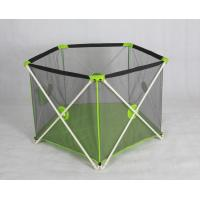 Buy cheap Light Weight Super Portable Play Yard 1.2mm Thickness Steel Frame product