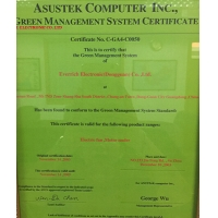 Cheng Home Electronics Co.,Ltd Certifications