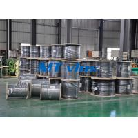 Buy cheap 316L / 1.4404 Welded Coiled Seamless Stainless Steel Pipe For Multi - Core Tube product