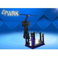 Buy cheap Epark Virtual Reality Machine , Metal + Glassfibre Amusement Park Equipment product