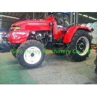 Buy cheap Compact Farm Tractors 60.3kw 1000R / Min Four Wheel Drive 80 HP 11400 kg 4WD product
