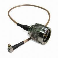 Buy cheap Cable Assembly with RG316 Cable, N Plug and MCX Connector product