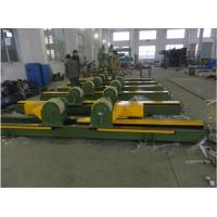 Buy cheap Cylinder Welding Rollers Hydraulic Bending Machine Lead Screw Wheel Siemens Control product