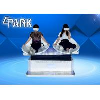 Buy cheap 9D VR Slide Double Grass Ski Virtual Reality Simulator For Movie Theater product