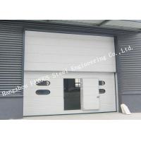 China Rapid Insulation Industrial Garage Doors Fast Automatic Shutter Doors For Hangar / Garage on sale