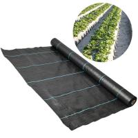 Buy cheap Weed Control Polypropylene Ground Cover UV Anti Recyclable Easy Install product