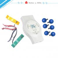 China Resting Type 12 Channel Pc Ecg Machine / Computer ECG Device For Medical wholesale