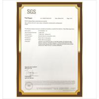 Aristo Industries Corporation Limited Certifications