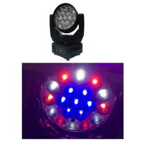 Buy cheap Mac Aura LED Zoom Moving Head Light With Eye Candy Effect / Pan Angle 540° product
