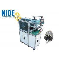 Buy cheap 8 ~ 24 Slots paper inserter machine for inserting insulation paper into armature slot product