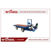 Buy cheap Durable Electric Delivery Tricycle Transporting Bricks Big Capacity No Noise from wholesalers