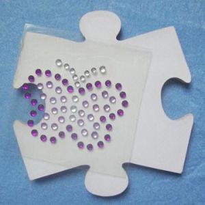 Buy cheap As etiquetas ajustadas do bloco de notas e do cristal de rocha do Special, etiquetas do cristal de rocha podem decorar a tampa product
