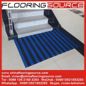 Buy cheap De PVC S de maille de plancher de tapis de PVC Z de Web de tapis glissement non pour l'entrée et les secteurs humides product