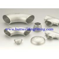 """Buy cheap Stainless Steel 904L But Weld Fittings  NO8904 / 1.4539 1""""  8""""  24""""  SCH10S SCH40S SCH80S ASME B 16.9 product"""