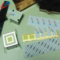 Buy cheap 2.2g/Cc PCM Phase Change Material Pad Power Semiconductors Laptop Cooling product