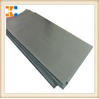 China ASTM B265 Titanium & titanium alloy plate/sheet with best price on sale