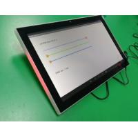 China Android Operation System 10 Inch Industrial POE Tablet PC Wall Mounted Digital Signage With LED Option on sale