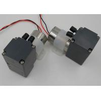 China Low Heat Air Vacuum Brushless Diaphragm Pump Battery Operated Continuous Operation on sale