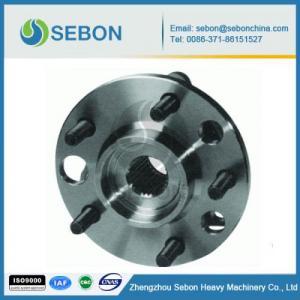 Buy cheap OEM aluminum die casting auto parts wheel hub product