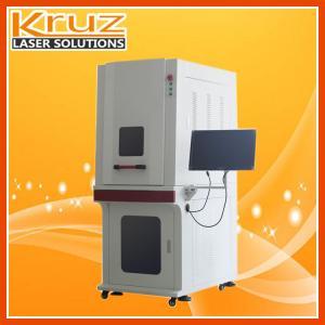 Buy cheap 緑レーザーの印機械、ガラスの印維持の必要性無し;安定した性能、automative操作 product