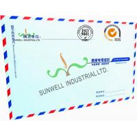 Buy cheap Offset Paper Custom Printed Business Return Envelopes With Multi Color Edge product