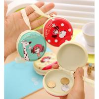 Buy cheap Hot selling cartoon tinplate headset package, mini coin bag for wholesale  from china factury product