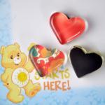 Buy cheap crystal glass promotion fridge magnet custom product