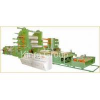 Buy cheap PVC Artificial Leather Extrusion Production Line product
