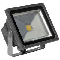 Buy cheap Lumière d'inondation d'IP65 LED 30 watts, inoxydable noir de l'ÉPI LED Floodllight EPISTAR product