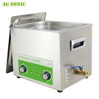 Buy cheap 10L Medical Industry Ultrasonic Cleaner for Scopes Spay Tools Suction Tubes Disinfecting product