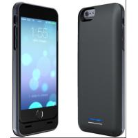 Buy cheap MFI Approval 4600mAh Iphone Backup Battery Case iPhone6S Plus Double Battery Charger Case product