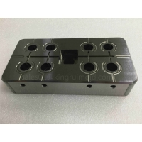 Buy cheap RIGOR Fine Finished Precision Cnc Machined Parts 0.005mm Tolerence product