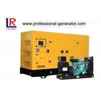 China 6 Cylinder Brushless 50kVA Electric Diesel Generator with Deepsea Controller on sale