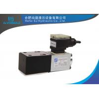 Buy cheap ISO9001 Hydraulic Cylinder Flow Control Valve , Hydraulic Pressure Reducing Valve product