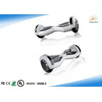 China 6.5 LED Light Hoverboard Two Wheel Smart Balance Electric Scooter on sale