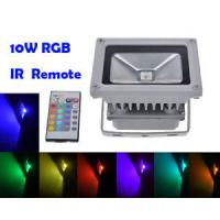 China Remote Control 10W RGB LED Flood Lights, Color Changing LED Security Light, 16 Colors & 4 on sale