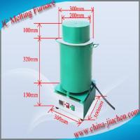 Buy cheap 5~15kg Scrap Aluminum Induction Melting Furnace Price product