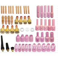 Buy cheap WP17 18 26 Tig Consumables Kits Gun Parts Easy Installation Copper Material product