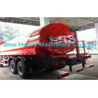 China  SINOTRUK SWZ 371 hp Water / Oil Tanker Truck EUROII/III LHD OR LHD 16000L-25000L  for sale