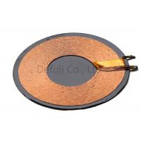 Buy cheap Square Or Round Shape RX Charger Transmitter Coils / QI Wireless Charging Coil product