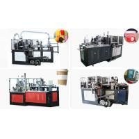 Automatic shunda SMD-90 paper bowl and cup machines