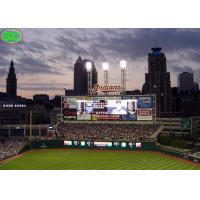 Buy cheap Outdoor full color Stadium LED Display 5 Years Warranty , Playground LED screen from wholesalers