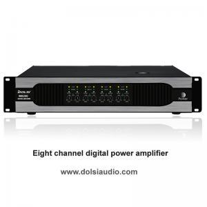 Buy cheap Мощный усилитель звуковой частоты 8 каналов цифровой профессиональный product