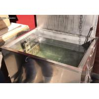 Buy cheap Commercial Kitchen Stainless Steel Soak Tank With Basket And Lid Used Resturants Cafes Mini Type Soak Tank Food product