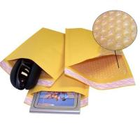 China yellow bubble envelopes in size  30*40+4.5cm packaging Consumer electronics manufacture in china on sale