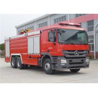 Buy cheap Gross Weight 28000KG Water Fire Truck High Balance Precision Drive Shaft product