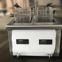 Buy cheap Energy Efficient Automatic Fryer Machine / commercial Induction Fryer from wholesalers