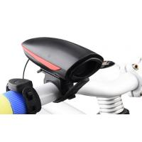 Buy cheap 2 * AAA Battery / USB Battery Powered Bicycle Horn , Durable Electric Bicycle from wholesalers