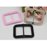 Buy cheap Customized D659 Antique Shoe Buckles , Durable Colorful Shoe Repair Buckles from wholesalers