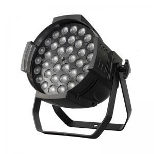 Buy cheap L'étape du contrôle de signal des PCs 10W 4In1 DMX du bourdonnement 3610F 36 LED s'allume pour l'école/église product